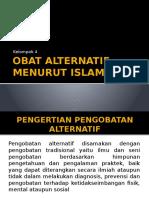Obat Alternatif Menurut Islam