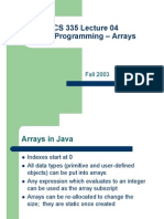 04 Java Arrays[1]
