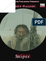 Modern Playaids - Sniper