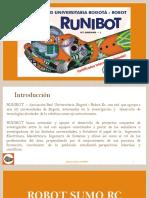 Robot Sumo RC