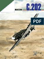 Ali d'Italia 22 - Macchi C-202