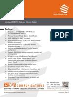 IRBX-M - Data Sheet