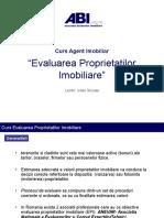 Evaluarea Propr Imob ABI