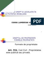 Curs_Notiuni de Drept Si Legislatie in Activitatea Imobiliara