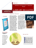 Newsletter  library K V Sohna Road