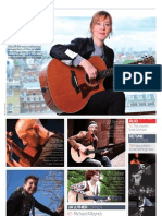 Acoustic Magazine Issue 44 Contents