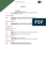 Program Stagiu 2016 Bucuresti