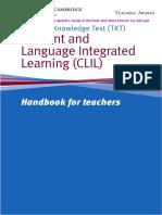 Clil handbook Copy
