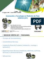 Presentación Vortex 2015