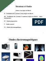 2016 ISEP CI2 Vibrations Et Ondes Ondes Electromagnetiques Cours