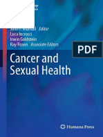 Cancer and Sexual Health - J. Mulhall Et. Al. Humana 2011 BBS