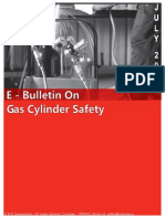 Gas Cylinder Safety