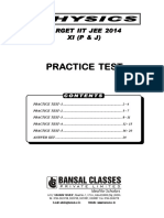 Practice Test paper 11th (P_J) Physics 2013_Eng_WA.pdf