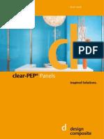 Catalog Placi Compozite Din Policarbonat-clear PEP