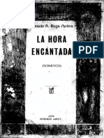 La Hora Encantada - Horacio Rega Molina