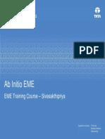 Ab Initio EME Concepts