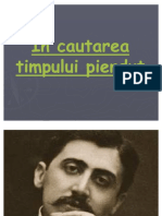 Proust, Marcel - In Cautarea Timpului Pierdut - Rezumat, Biografie