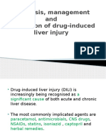Drug Induced Iliver Injur