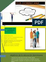 Pedagogía Dominicana