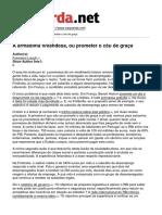 Franscisco Louçã  - A Armadilha Finlandesa Ou Prometer o Ceu de Graca - 2017-02-05