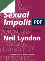 Sexual Impolitics