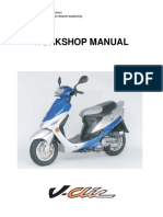 Peugeot v Clic Owners Manual 203874