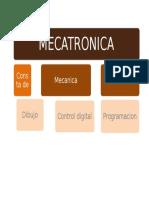 Mapa Conceptual Mecatronica