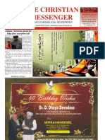 The Christian Messenger, epaper edition, July 2010 issue