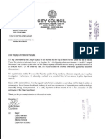 Deputy Commissioner Spiezio Jeopardizing Homicide Investigations