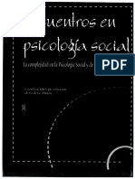 El Como y El Porque de La Psicologia Social