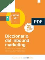 Diccionario Inbound