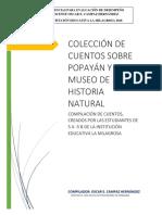 Evidencias Compiladas O.E Campaz 2016
