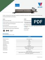 CP-2GM Sample DataSheet Wellker