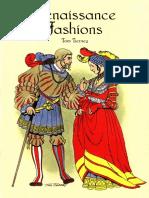 Dover - Renaissance Costume - Tom Tierney 2000
