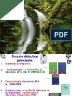 Farmacologia Generla Stratu 2015