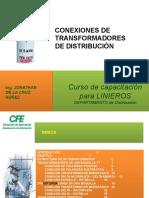 Conexion de Transformadores de Distribución