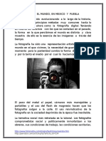 Fotografia en El Mundo