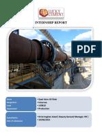 Lucky Internship Report