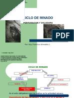 Clase05_2014_II Përforacion y Voladura