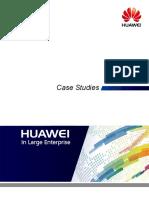 Huawei in Large Enterprise 2014