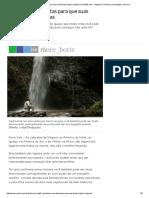 5 Cachoeiras Secretas Para Que Suas Férias Sejam Mágicas _ EXAME