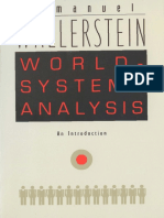 Wallerstein - world system analysis.pdf
