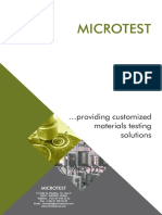 Microtest General Catalog