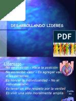 DESARROLLANDO LIDERES