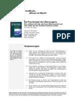 Shortbooks - Die Psychologie Des Ueberzeugens.pdf