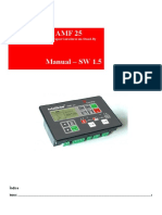InteliLite NT AMF25 - Manual Português