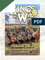 KoWHAC AgeOfTheViking 2nd Edition