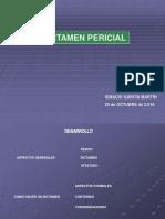 El Dictamen Pericial - 2016 - Ignacio Gª