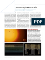 Hacia El Primer Exoplaneta Con Vida