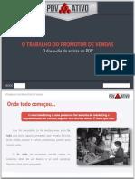 Ebook Trabalho Do Promotorde Vendas